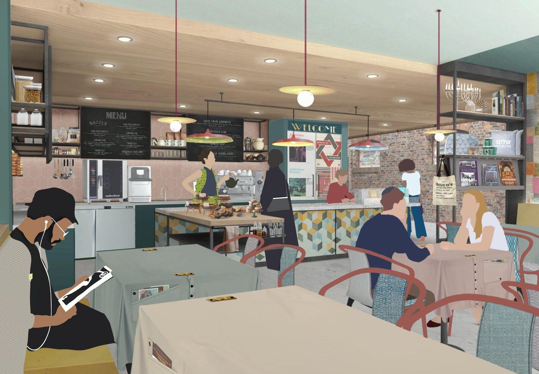 The Jewish Café