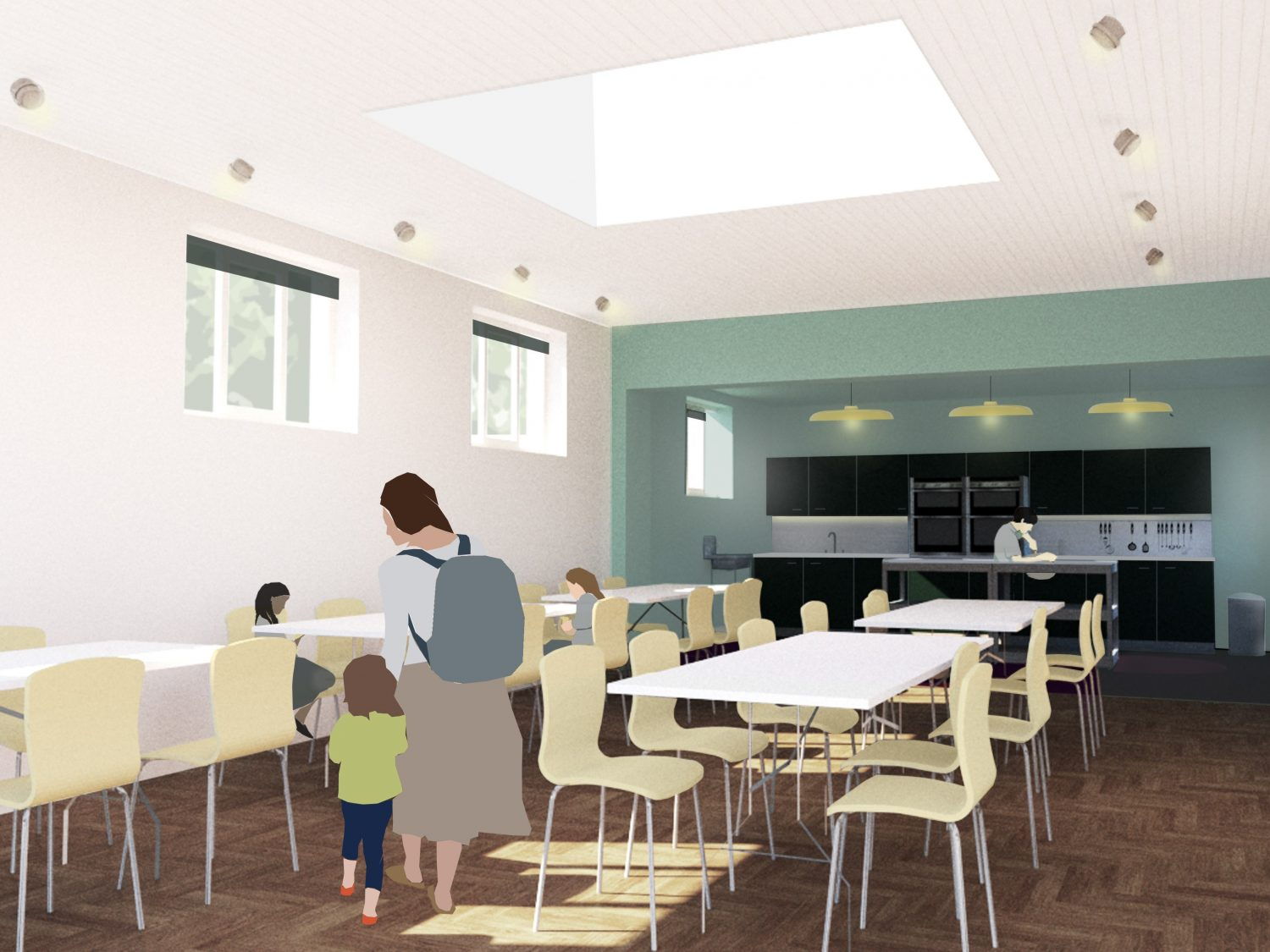 The Learning Studio & Kitchen