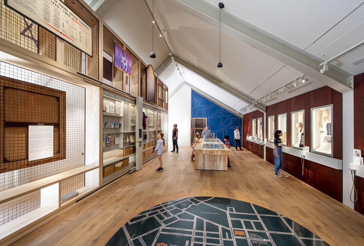 Manchester Jewish Museum Gallery, Joel Chester Fildes, 13 June 2021