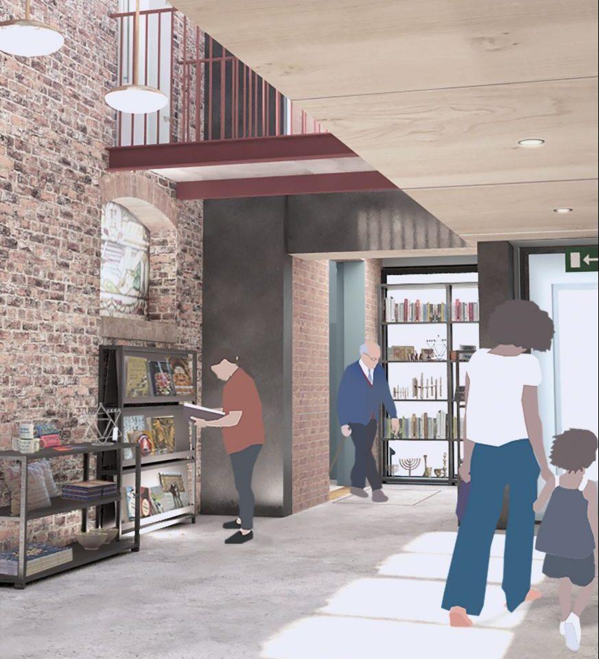 Shop design by Citizens Design Bureau