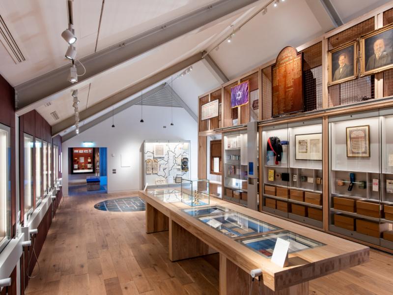 Manchester Jewish Museum, Gallery, Joel Chester Fildes 2021
